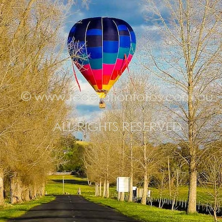 Hot Air Ballooning | 2009 - Getting in the air during 2009 ....