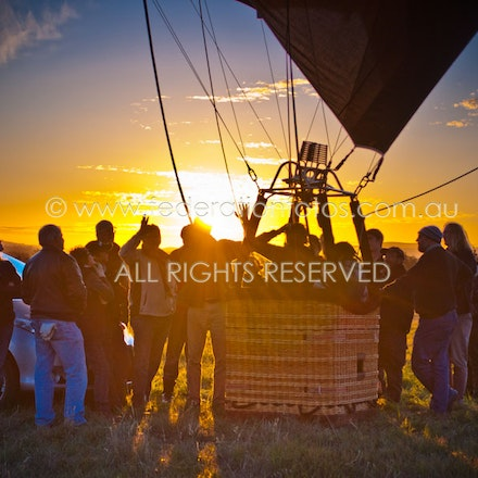 Hot Air Ballooning | 2015 - Getting in the air during 2015 ....