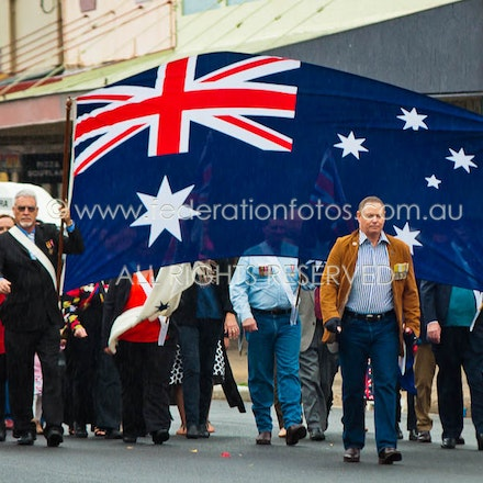 April 25 | 2017 - Anzac March Canowindra 2017 Gallery is complete