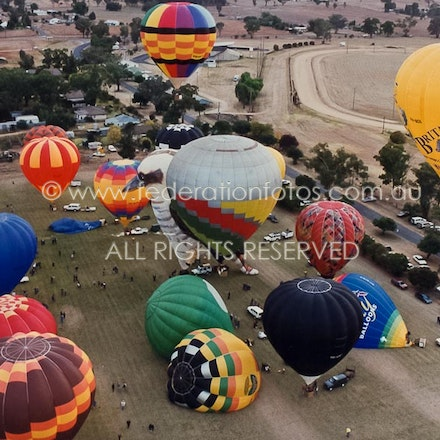 Hot Air Ballooning | 1997 - Getting in the air during 1997 ....