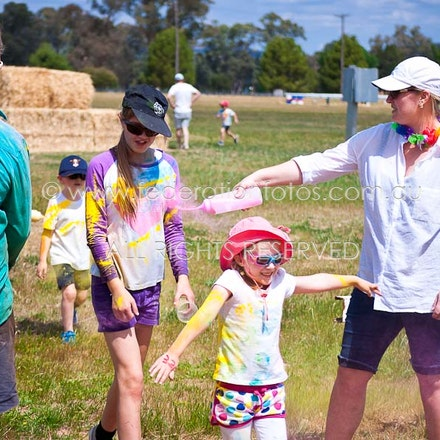 October 14 | 2017 - Canowindra's very first COLOUR RUN hosted by St Edwards School pop back to see more fotos soon