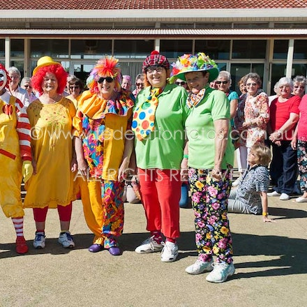 October 24 | 2017 - Canowindra Womends Bowling Club raise funds for Ronald McDonald House.