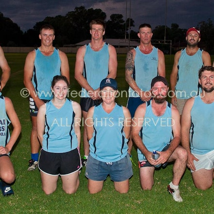 March 3 | 2018 - Canowindra Touch Footy Finals