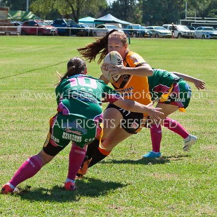 March 11 | 2018 - Canowindra hosted the Western League Tag Challenge.