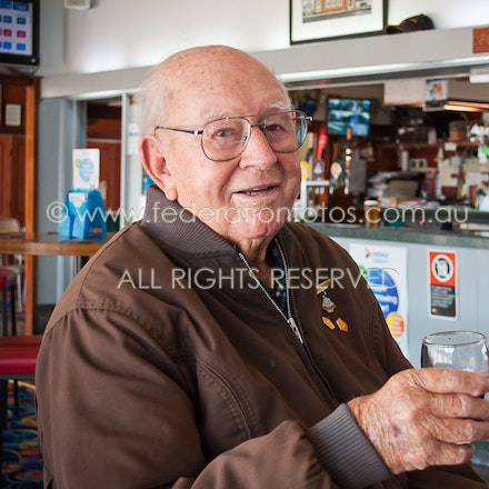 June 18 | 2017 - The Fuzz Thompson Memorial Bowls day and a rum with Don Wilkin before his 100th birthday. Gallery is complete
