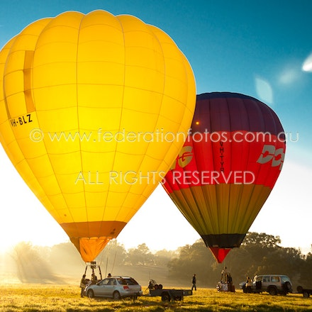 Hot Air Ballooning | 2011 - Getting in the air during 2011 ....