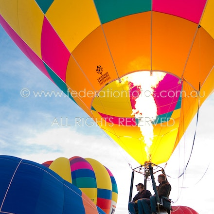 Hot Air Ballooning | 2012 - Getting in the air during 2012 ....