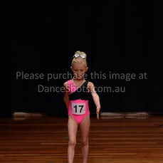 20141011 Zone 1 Junior Champion Girl - Penrith