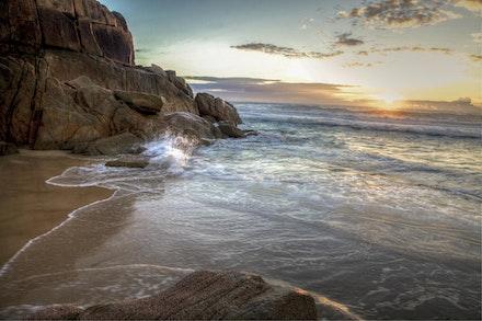 little beach5366