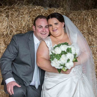 Stuart and Megan_2 - Wedding of Stuart and Megan in Buxton. Photos by Vicki Moritz and Julia Foletta