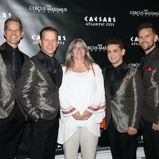 The Midtown Men meet and greet 5pm 6-1-18