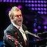 Elton John Performing Boardwalk Hall Atlantic City - Singer Elton John Performing on stage at Atlantic City Historic Boardwalk Hall  in Atlantic City NJ...