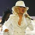 Christina Aguilera Concert Boardwalk Hall  - Christina Aguilera performing on stage at Historic Boardwalk Hall in Atlantic City New Jersey on March 31,...