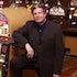 BORGATA - 050203 1/4 Borgata CEO, Bob Boughner standing next to one of his $1000.00 Slot machines. The Borata Hotel,Casino and Spa is the newest casino...