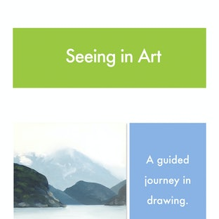 Art Instruction Books - Books available as a pdf, sent vis email as a pdf file.