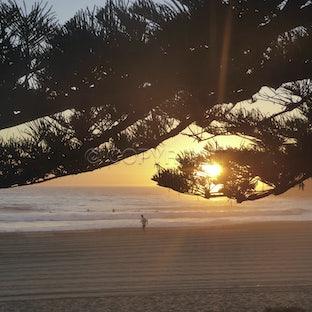 Sunrise Central Coast - Image will be printed on Kodak Supra Endura digital paper,  a professional  lustre surface.
