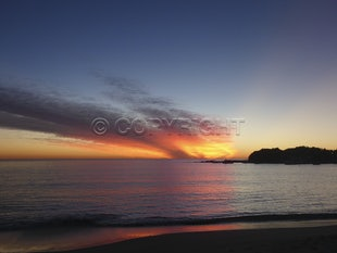 Sunrise Terrigal - click on photo to see more images