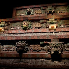 Museo de Antrepologia, Mexico - Some pictures form our trip in June 2017 to Mexico City. This was at the museum of anthropology.