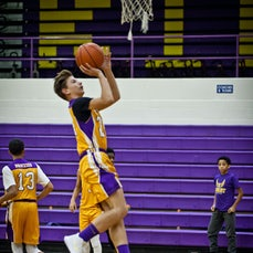 Hobart Middle School Basketball - Miki