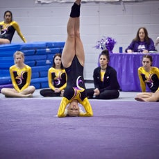 HHS vs Merrillville Gymnastics 2018