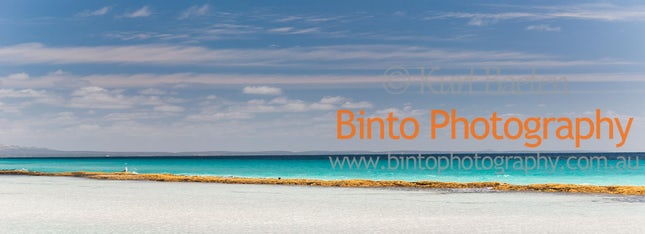 Sliver (BP-0812-1313) - multi-coloured water in Bremer Bay