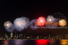 Perth Skyworks 2014