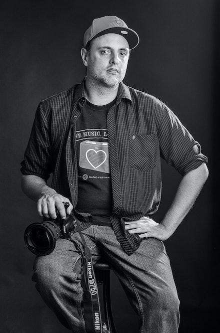Eddy - Portrait of Melbourne Photographer Eddy James