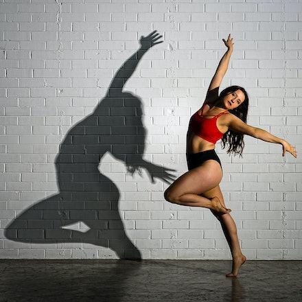 Maddie - Maddie. Dancer. Shadow.