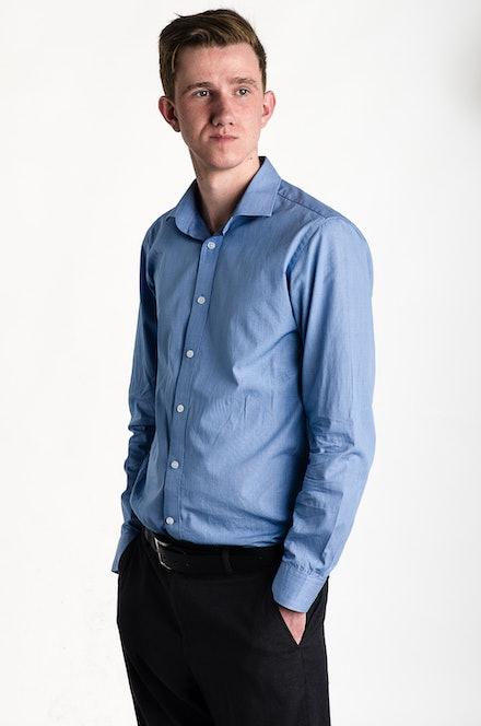 James - A portrait of young Melbourne entrepreneur James Davey