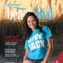 'beachblvd' magazine cover - Cover photograph shot on location in Biloxi, MS, for 'beachblvd' magazine.