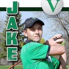 Valpo Golf Banner Samples - 4/17/15 - Valpo Golf Banner proof photos