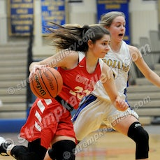 Crown Point vs. Highland - 12/12/17 - Crown Point pulled away late for a 59-54 win at Highland on Tuesday evening (12/12).  You will find 45 game images...