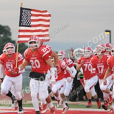 Lake Central vs. Crown Point - 9/12/14 - Lake Central defeated Crown Point 27-13 on Friday evening (9/12) in Crown Point.  You will find 92 game images...