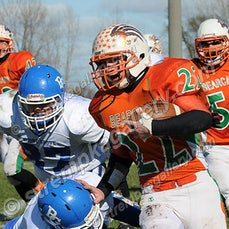 Boone Grove vs. Wheeler (IHSAA Sectional) - 11/1/14 - Wheeler defeated Boone Grove 27-7 on Saturday morning (11/1) in Union Township.  Jacob Wasz scored...