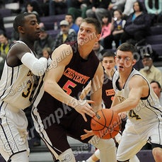 Chesterton vs. Hobart (Boys) - 1/13/15 - Chesterton defeated Hobart 72-60 on Tuesday evening (1/13) in Hobart.  Chris Palombizio led Chesterton with 18...