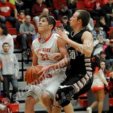 Lowell vs. Crown Point - 2/27/15 - Crown Point defeated Lowell 61-45 on Friday evening (2/27) in Crown Point.  You will find 48 game images available for...