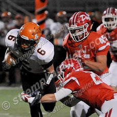 LaPorte vs. Crown Point - 10/2/15 - LaPorte defeated Crown Point 28-7 on Friday evening (10/2) in Crown Point.  You will find 70 game images available...