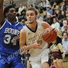 Boone Grove vs. Chesterton - 2/26/16 - Chesterton was a 67-47 winner over Boone Grove on Friday evening (2/26) in Chesterton.  Jake Weber paced the Trojans...