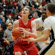 Crown Point vs. Michigan City (IHSAA Sectionals) - 3/2/16 - Crown Point was a 60-52 winner over Michigan City in IHSAA Sectional play at Crown Point....