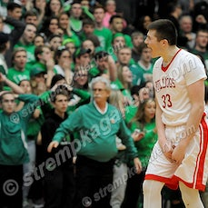 Valpo vs. Crown Point (IHSAA Sectionals) - 3/5/16 - Crown Point claimed its second straight IHSAA Sectional Championship with a 59-54 double overtime win...