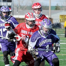 Brownsburg vs. Crown Point (JV) - 4/09/16 - View 86 images from the Brownsburg vs. Crown Point Junior Varsity Lacrosse match of 4/9/16.