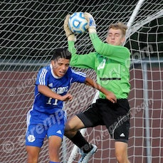 Boone Grove vs. Crown Point - 9/12/16 - View 64 images from the Boone Grove vs. Crown Point Boys' Soccer Match of 9/12/16.