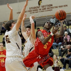 Andrean vs. Chesterton - 1/18/17 - Andrean claimed a 58-55 win on the road at Chesterton on Wednesday evening (1/18).  You will find 50 game images available...