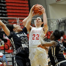 Bishop Noll vs. Crown Point - 1/26/17 - Crown Point was a 64-37 winner over Bishop Noll on Senior Night (1/26) in Crown Point.  You will find 61 game images...