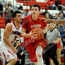 Crown Point vs. Portage - 2/2/17 - Crown Point was a 48-38 winner over Portage on Thursday evening (2/2) in Portage.   You will find 40 game images available...