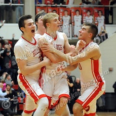 Valpo vs. Crown Point - 2/10/17 - Crown Point was a 53-51 winner over Valpo on Friday evening (2/10) in Crown Point.  The Bulldogs scored twice in the...