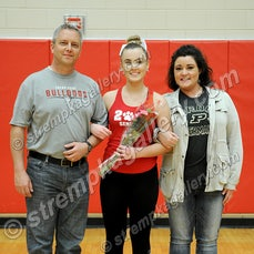 Crown Point Varsity & JV Dance (Senior Night) - 2/24/17 - View 6 images from the Crown Point Cheer and Dance Teams' Senior Night.