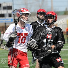 Munster vs. Crown Point (JV) - 4/8/17 - View 78 images from the Munster vs. Crown Point Junior Varsity Lacrosse match of 4/8/17.  Munster defeated Crown...