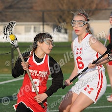 Munster vs. Crown Point (JV Girls) - 4/8/17 - View 62 images from the Munster vs. Crown Point JV Girls' Lacrosse Math of 4/8/17.