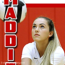 Crown Point Volleyball Banners - 8/4/17 - Crown Point Volleyball Banners - 8/4/17